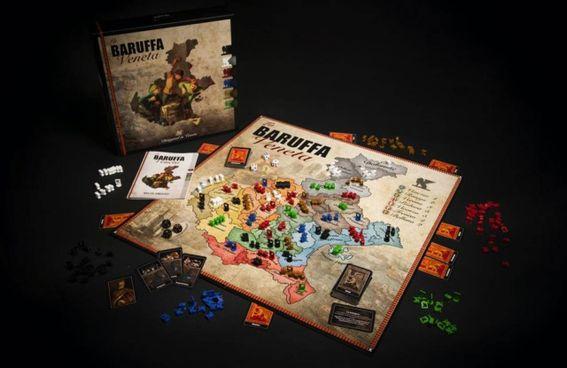 Ecco la Baruffa Veneta, il gioco simil Risiko inventato da un gruppo di amici