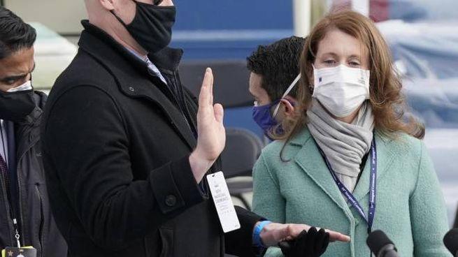 Panico ieri al Congresso alle prove generali del giuramento di Biden: comparse evacuate per un incendio