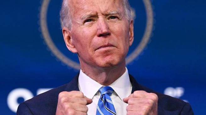 Il presidente degli Stati Uniti, Joe Biden