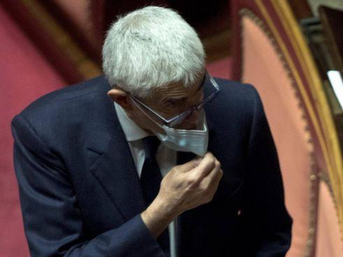 Pier Ferdinando Casini è nato a Bologna 65 anni fa e siede a Palazzo Madama
