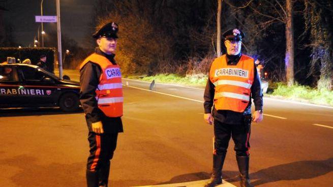 Controlli e ricerche per tutta la notte da parte dei carabinieri