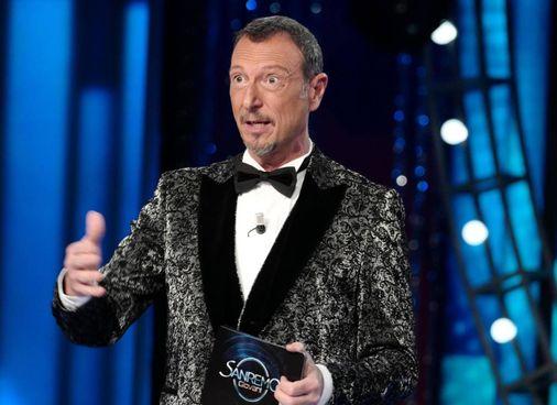 Amadeus, 58 anni, condurrà il prossimo festival della canzone italiana