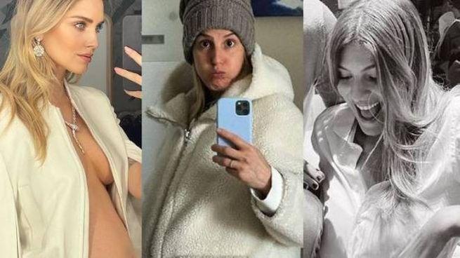 Chiara Ferragni, Tania Cagnotto e Cristina Chiabotto (foto Instagram)