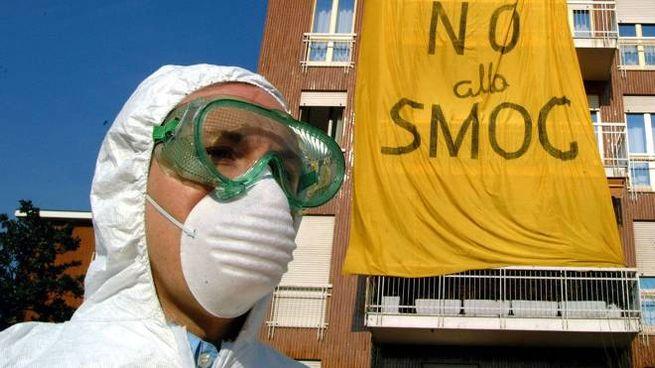 Lo smog resta un problema