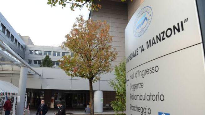 L'ospedale Manzoni