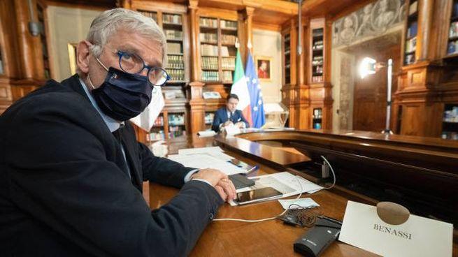 L'ambasciatore Piero Benassi, nuovo titolare della delega ai servizi segreti