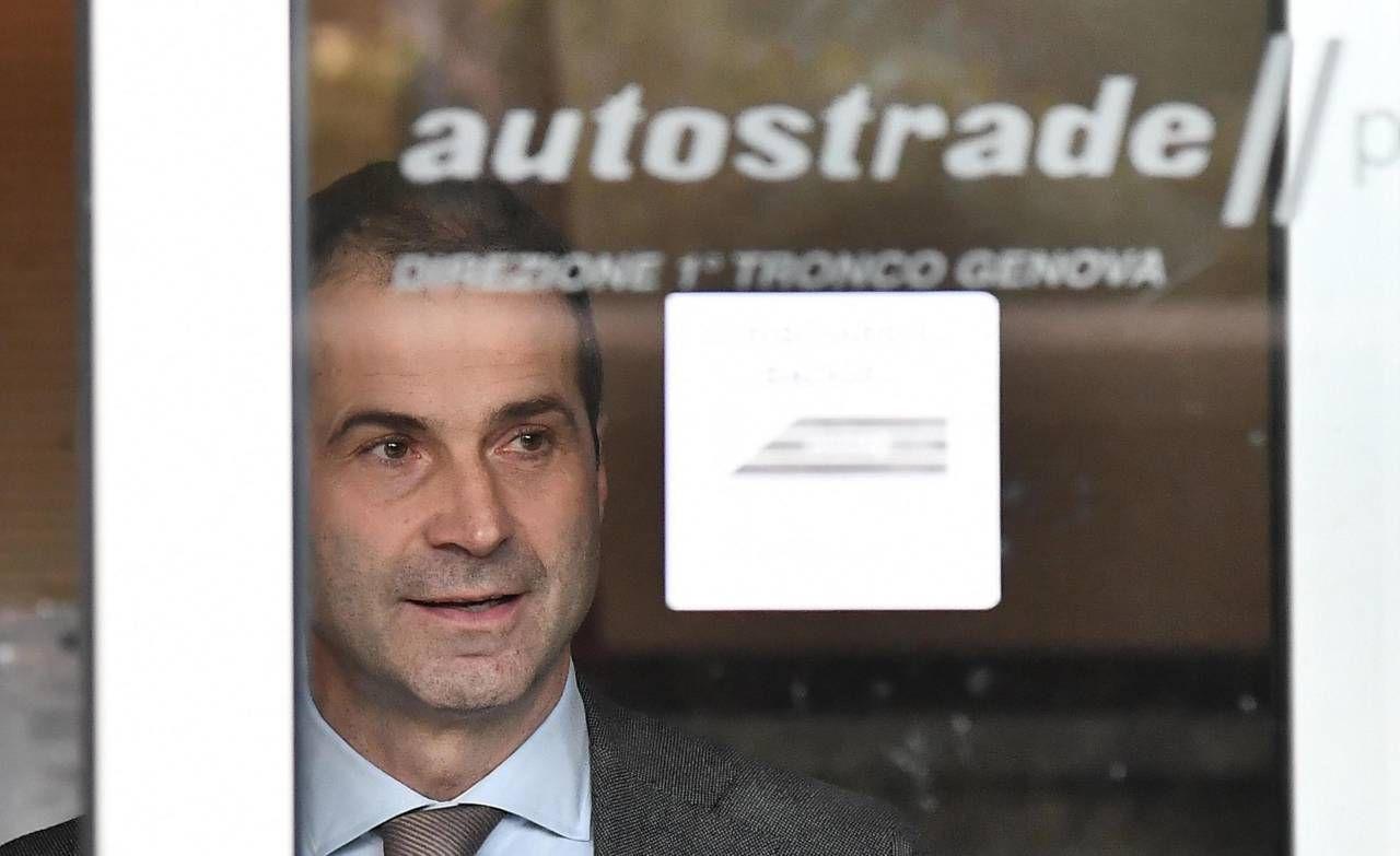 Roberto Tomasi, 54 anni, l'ad di Autostrade per l'Italia in carica dal luglio scorso
