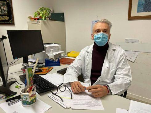 Franco Borgognoni, direttore dell'unità operativa di igiene e sanità pubblica