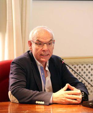 Paolo Pandolfi, 57 anni: «Adesso, dopo le difficoltà di novembre e dicembre, tracciamo ogni positivo»