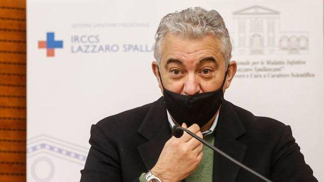 Il commissario straordinario per l'emergenza Covid Domenico Arcuri (Ansa)