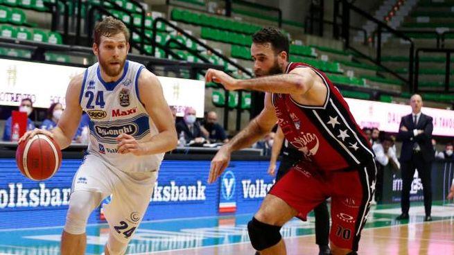 Basket: Milano contro Treviso (Ciamillo)