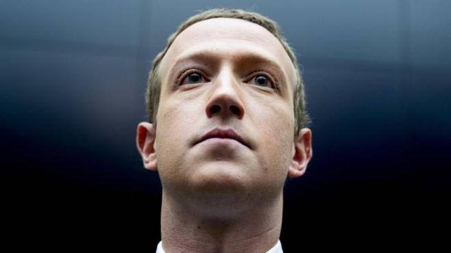Mark Zuckerberg, fondatore e presidente di Facebook - Foto: ANSA/EPA/MICHAEL REYNOLDS