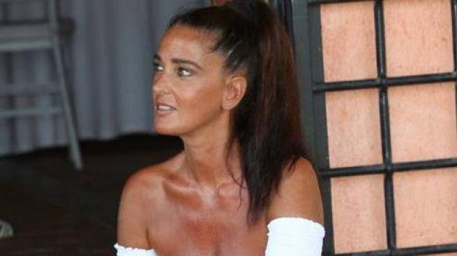 Alessia Merz è sposata dal 2005 con Fabio Bazzani