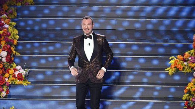Amadeus resta il direttore artistico del Festival di Sanremo (Ansa)