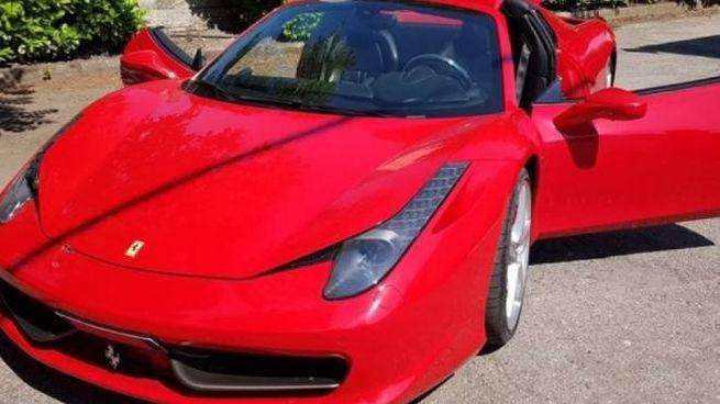 Una Ferrari (repertorio)