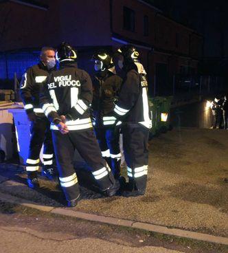 Sono intervenuti i vigili del fuoco e i carabinieri della stazione di Polesella e del comando provinciale