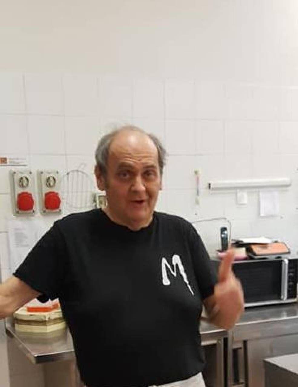 La cucina di Sandro Pioni era molto apprezzata