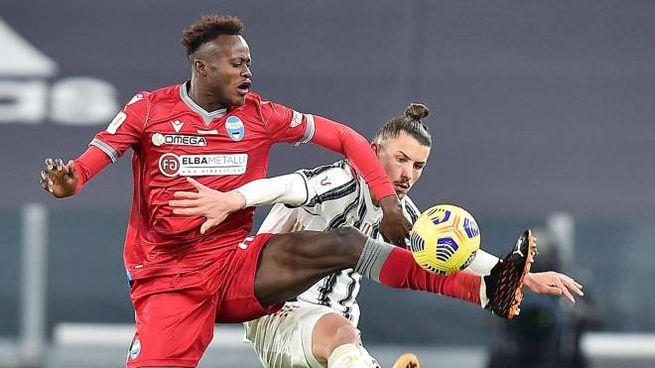 Juventus-Spal (Ansa)