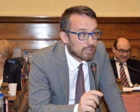 Marco Casucci, consigliere regionale della Lega