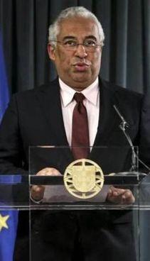 Il premier Antonio Costa, 59 anni