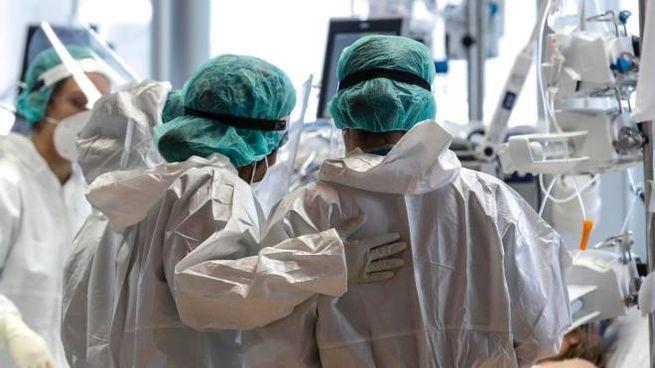 Coronavirus, nuovo report dell'Iss sui morti della seconda ondata (Ansa)