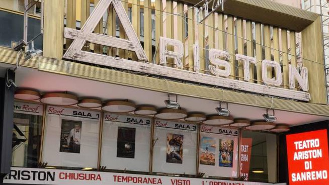 Teatro Ariston a Sanremo
