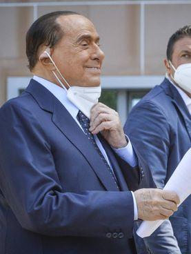 Silvio Berlusconi, 84 anni, leader di Forza Italia, da lui fondata nel 1993
