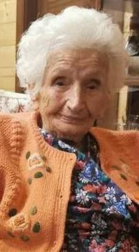 Giuseppina Fattori, 98 anni