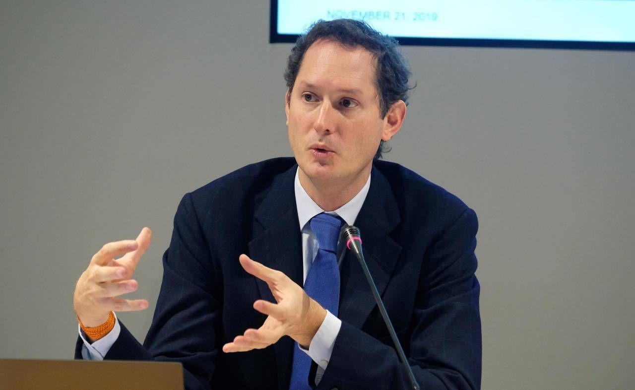 John Elkann, 44 anni, è presidente e amministratore delegato di Ferrari