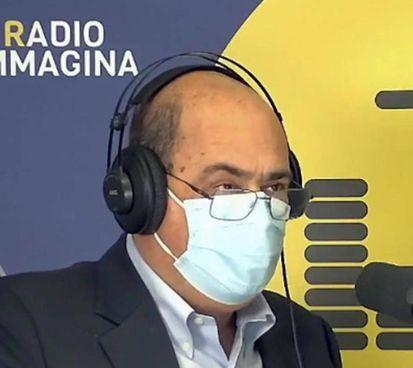 Nicola Zingaretti, 55 anni, è il segretario dei democratici dal marzo del 2019
