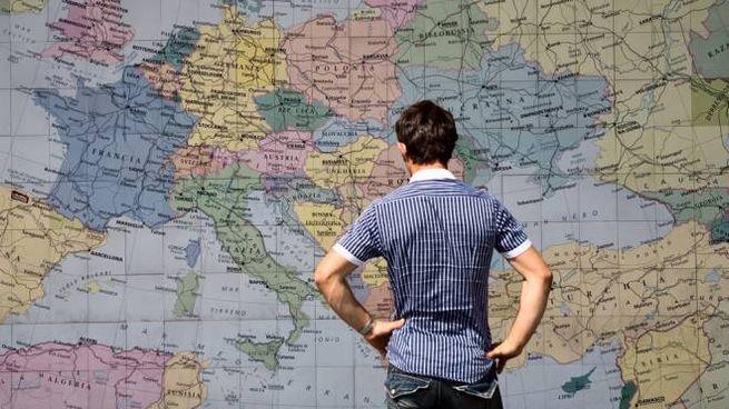 Per molti trovare gli stati sulla mappa del mondo è un'impresa