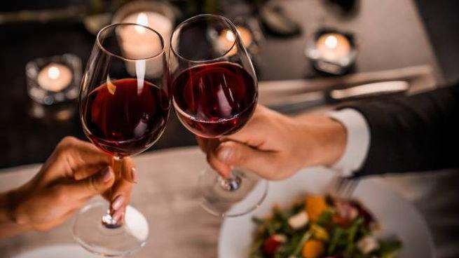 Cena di San Valentino a casa