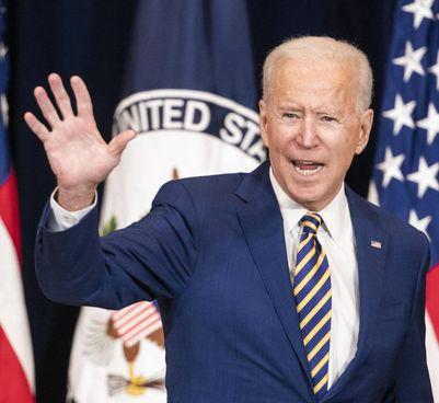Il presidente americano Joe Biden, 78 anni È un esperto di politica estera