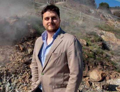Giacomo Termine, sindaco di Monterotondo e segretario provinciale del Pd