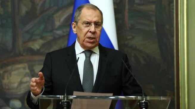 L'agguerrito ministro degli Esteri russo Sergei Lavrov
