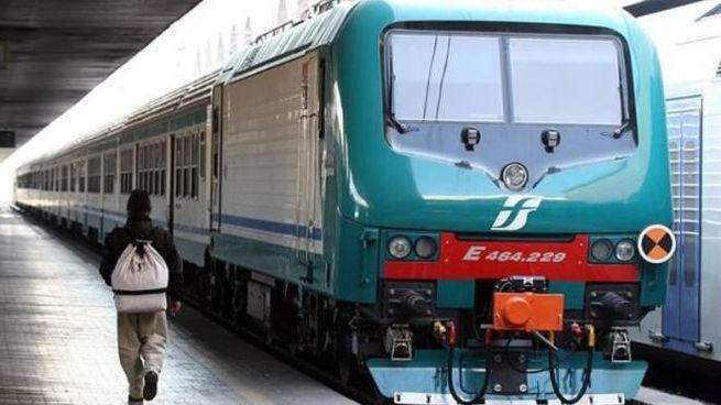 Treno fermo (FotowebNaz)