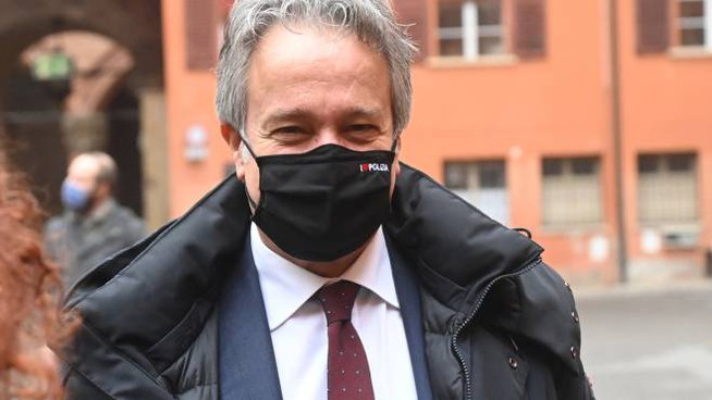 Il deputato della Lega Gianni Tonelli, già segretario del sindacato di polizia Sap
