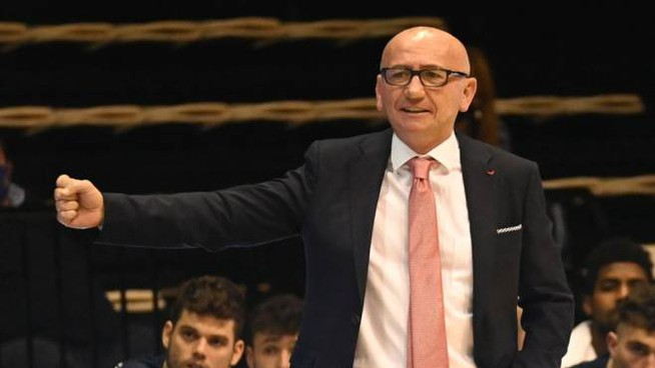 Coach Luca Dalmonte