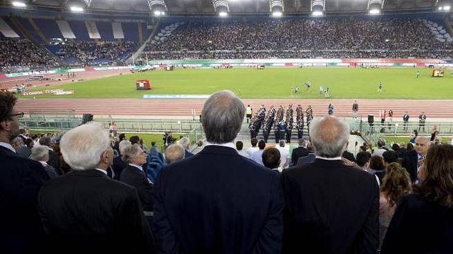 Stadio Olimpico di Roma (Ansa)