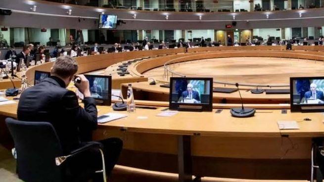parlamento europeo, foto generica (Dire)