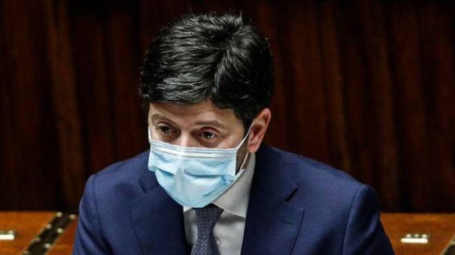 Il ministro della Salute Roberto Speranza (Ansa)