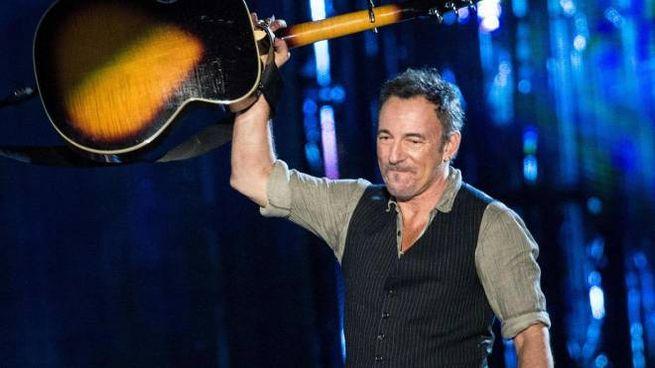 Bruce Springsteen è stato arrestato per guida in stato di ebbrezza (Ansa)