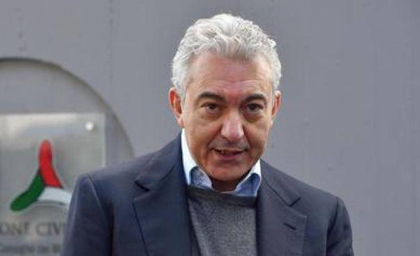 Il commissario straordinario Domenico Arcuri, 57 anni