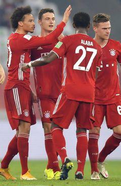 Bavaresi ancora in trionfo in Qatar