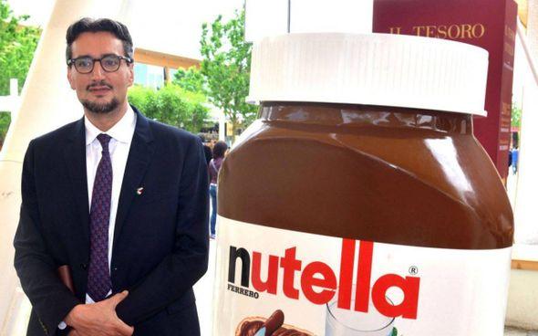 Giovanni Ferrero, 56 anni, amministratore delegato del gruppo Ferrero