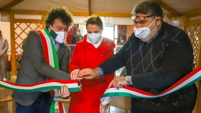 Chiara Paparella, Omar Barbierato e Simone Mori