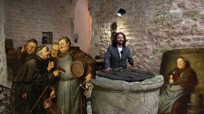 I monaci e la birra raccontati da Daniele Sacco