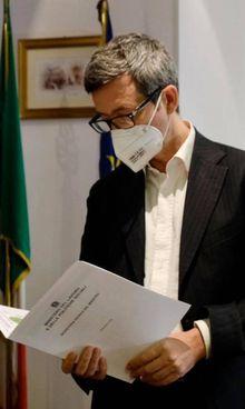 Il ministro Andrea Orlando, 52 anni