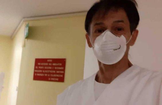Maurizio Magotti, 58 anni, fu prima infermiere diurnista e poi coordinatore
