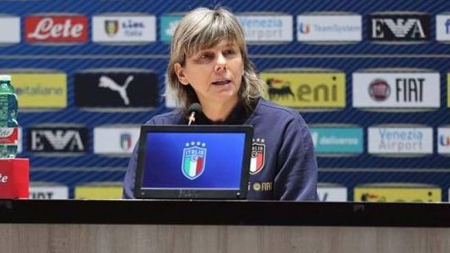 Il commissario tecnico, Milena Bertolini